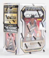 2020-21 Panini Prizm Basketball Blaster Box with (6) Packs at PristineAuction.com