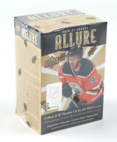2020-21 Upper Deck Allure Hockey Blaster Box with (5) Packs at PristineAuction.com