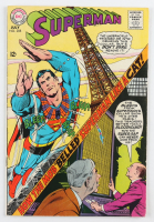 """1968 """"Superman"""" Issue #208 DC Comic Book at PristineAuction.com"""