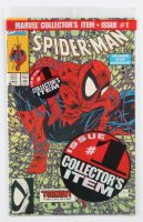 """1990 """"Spider-Man: Torment"""" Issue #1 Factory Sealed Marvel Comic Book at PristineAuction.com"""