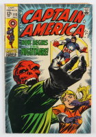 "1969 ""Captain America"" Issue #115 Marvel Comic Book at PristineAuction.com"