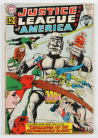 """1962 """"Justice League of America"""" Issue #15 DC Comic Book at PristineAuction.com"""