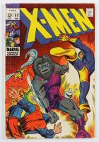 "1969 ""X-Men"" Issue #53 Marvel Comic Book at PristineAuction.com"