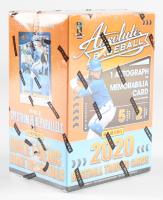 2020 Panini Absolute Baseball Blaster Box at PristineAuction.com