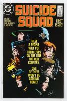 "1987 ""Suicide Squad"" Issue #1 DC Comic Book at PristineAuction.com"