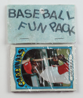 1972 Topps Baseball Fun Rack Pack with (10) Cards at PristineAuction.com