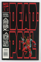 """1993 """"Deadpool: The Circle Chase"""" Issue #1 Marvel Comic Book at PristineAuction.com"""