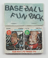 1973 Topps Baseball Fun Rack Pack with (10) Cards at PristineAuction.com