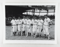 """Historical Photo Archive - """"Major League Baseball All Stars - 1937"""" Limited Edition 16x22 Fine Art Giclee on Paper #68/375 (PA LOA) at PristineAuction.com"""