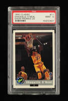 Shaquille O'Neal 1992 Classic Show Promos 20 #11 (PSA 9) at PristineAuction.com