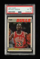 Michael Jordan 1987-88 Fleer #59 (PSA 4) at PristineAuction.com