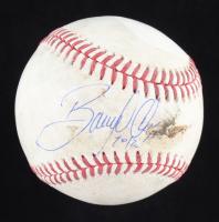 "Bobby Abreu Signed OML Baseball Inscribed ""30/30"" (JSA COA) at PristineAuction.com"
