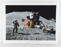 """Historical Photo Archive - """"Apollo 15 Lunar Module"""" Limited Edition 16.5x22 Fine Art Giclee on Paper #29/375 (PA LOA) at PristineAuction.com"""