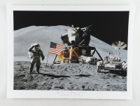 """Historical Photo Archive - """"Apollo 15 Lunar Module"""" Limited Edition 16.5x22 Fine Art Giclee on Paper #28/375 (PA LOA) at PristineAuction.com"""