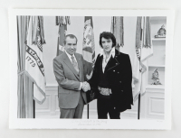 """Historical Photo Archive - """"The President & the King"""" Limited Edition 16.5x22 Fine Art Giclee on Paper #32/375 (PA LOA) at PristineAuction.com"""