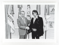 """Historical Photo Archive - """"The President & the King"""" Limited Edition 16.5x22 Fine Art Giclee on Paper #31/375 (PA LOA) at PristineAuction.com"""