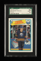 Pierre Turgeon 1988-89 Topps #194 RC (SGC 8.5) at PristineAuction.com