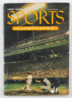 Sports Illustrated Magazine Original First Issue from August 16, 1954 (See Description) at PristineAuction.com