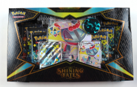 Pokemon TCG: Shining Fates Premium Collection with (7) Packs at PristineAuction.com