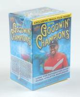 2020 Upper Deck Goodwin Champions Blaster Box with (7) Packs at PristineAuction.com