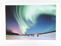 """Historical Photo Archive - """"The Northern Lights"""" Limited Edition 16.5x22 Fine Art Giclee on Paper #10/375 (PA LOA) at PristineAuction.com"""
