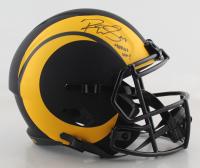 Robert Woods Signed Rams Full-Size Eclipse Alternate Speed Helmet (PSA COA) at PristineAuction.com