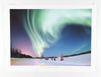 """Historical Photo Archive - """"The Northern Lights"""" Limited Edition 16.5x22 Fine Art Giclee on Paper #009/375 (PA LOA) at PristineAuction.com"""