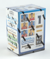 2020-21 Panini Contenders Draft Basketball Blaster Box with (7) Packs at PristineAuction.com