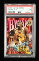Kobe Bryant 1996-97 Z-Force #142 RC (PSA 7) at PristineAuction.com