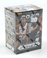 2020-21 Panini Prizm Draft Picks Collegiate Basketball Blaster Box with (7) Packs at PristineAuction.com