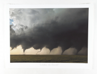 """Historical Photo Archive - """"Evolution of a Tornado"""" Limited Edition 16.5x22 Fine Art Giclee on Paper #15/375 (PA LOA) at PristineAuction.com"""