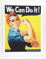 """Historical Photo Archive - """"We Can Do It!"""" Limited Edition 17.25x22.25 Fine Art Giclee on Paper #29/375 (PA LOA) at PristineAuction.com"""