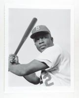 """Historical Photo Archive - """"Jackie Robinson"""" Limited Edition 16.5x22 Fine Art Giclee on Paper #55/375 (PA LOA) at PristineAuction.com"""