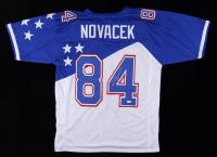 Jay Novacek Signed Jersey (JSA COA) at PristineAuction.com