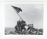 """Historical Photo Archive - """"Raising The Flag"""" Limited Edition 18.25x21.75 Fine Art Giclee on Paper #65/375 (PA LOA) at PristineAuction.com"""
