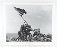 """Historical Photo Archive - """"Raising The Flag"""" Limited Edition 18.25x21.75 Fine Art Giclee on Paper #64/375 (PA LOA) at PristineAuction.com"""
