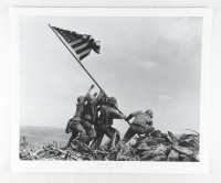 """Historical Photo Archive - """"Raising The Flag"""" Limited Edition 18.25x21.75 Fine Art Giclee on Paper #63/375 (PA LOA) at PristineAuction.com"""