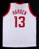 James Harden Signed Jersey (Beckett Hologram) at PristineAuction.com