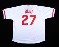 Jose Rijo Signed Jersey (JSA Hologram) at PristineAuction.com