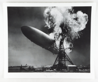 """Historical Photo Archive - """"The Hindenburg"""" Limited Edition 18.25x22 Fine Art Giclee on Paper #31/375 (PA LOA) at PristineAuction.com"""