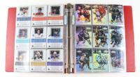 1998-99 Topps Gold Label Class 1 Complete Set of (100) Cards with #4 Wayne Gretzky, #5 Jaromir Jagr, #10 Martin Brodeur, #77 Patrick Roy, #31 Steve Yzerman at PristineAuction.com