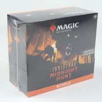 Magic The Gathering Innistrad: Midnight Hunt Bundle (8) Packs at PristineAuction.com