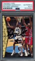 Anfernee Hardaway Signed 1994-95 SP #122 (PSA Encapsulated) at PristineAuction.com