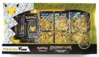Pokemon TCG: Celebrations Premium Playmat Collection (9) Packs at PristineAuction.com