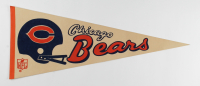 Vintage 1969 Bears Full-Size Pennant at PristineAuction.com