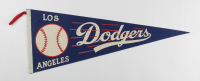 Vintage 1950's Dodgers Full-Size Pennant at PristineAuction.com