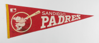 Vintage 1969 Padres Full-Size Pennant at PristineAuction.com