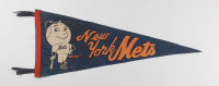 Vintage 1950's Mets Full-Size Pennant at PristineAuction.com