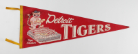 Vintage 1950's Tigers Full-Size Pennant at PristineAuction.com