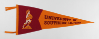 Vintage 1960's USC Trojans Full-Size Pennant at PristineAuction.com